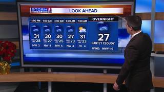 Henry's Forecast: Thursday, December 14, 2017
