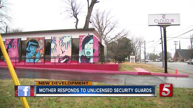 Mother Reacts To Unlicensed Security Guards Involved In Son's Death