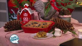 Chef's Market's Eggnog French Toast Casserole
