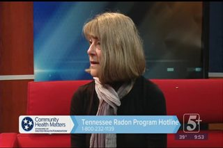 Community Health Matters- Tennessee Radon...