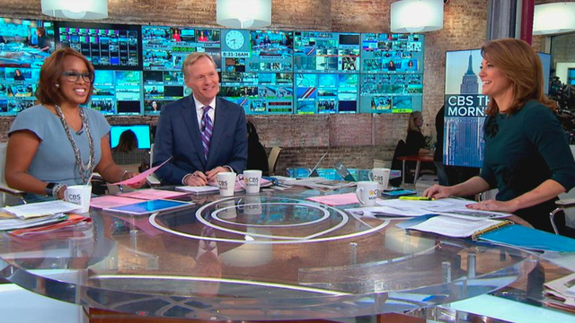 Dickerson Set to Replace Rose on 'CBS This Morning'