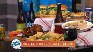 City Tap House Elote` Street Corn Dip
