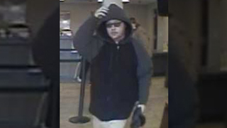 Suspect Sought After Bank Robbery On Lebanon Pk.