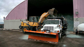 TDOT Prepares Roads For Second Round Of Snow