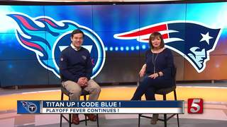 Voice of the Titans Mike Keith: Playoff Fever!