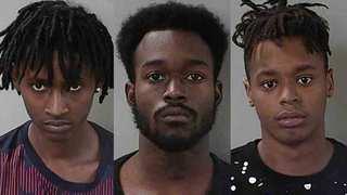 3 Arrested After Armed Carjacking In La Vergne