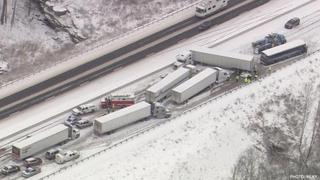 7 Hurt In Crash On Bus Headed To Nashville