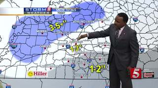Storm 5 Weather: Tuesday, January 16, 2018