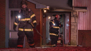 Space Heater Possible Cause Of House Fire