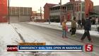 Nashville Emergency Overflow Shelter Opens