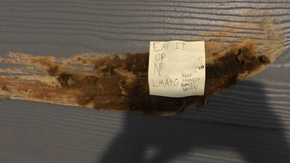 Feces, Racist Note Left Outside Ky. Apartment
