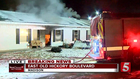 Madison Apartment Fire Rekindles Live On TV