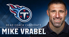Titans Interview Houstons' Mike Vrabel