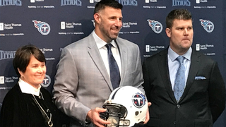 Titans Introduce Mike Vrabel As Their Head Coach