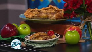 Southern Dessert Recipe: Apple Whiskey Galette
