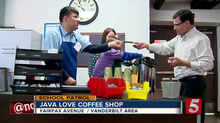 School Patrol: Java Love Coffee Shop