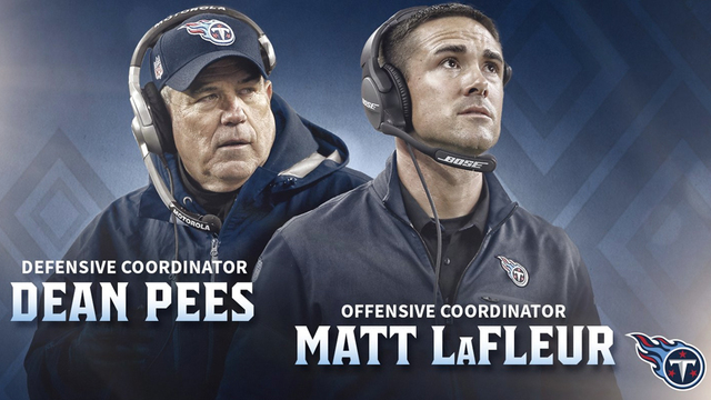 Dean Pees accepts Titans defensive coordinator job, ends brief retirement