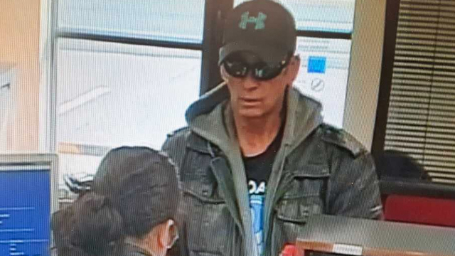 Man wanted for robbing Bank of America in Clarksville