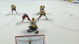 Ellis Scores In Shootout, Preds Beat Canadiens