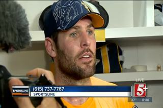Mike Fisher Returns to the Preds
