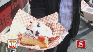 Authentic French Street Food In Nashville