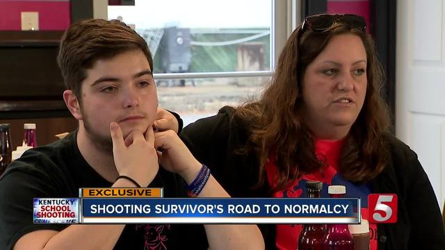 Graves Students Sell Chicken Dinners, Donate $5K to Marshall Shooting Victims