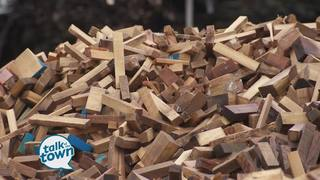 Madison Mill Gives Away Piles of Free Wood