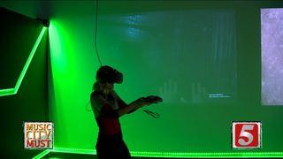 Virtual Reality Arcade At Rabbit Hole VR