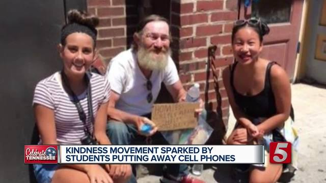 Celebrate Tennessee- Project Selfless Promotes Kindness