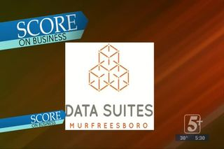 Score on Business: Data Suites Data Centers