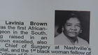 1st African-American Female Surgeon Remembered