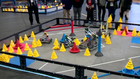 Students Show Skills At Robotics Competition