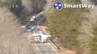 Crash Closes I-40 East In Dickson County