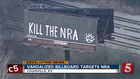 'Kill The NRA' Billboard Spotted In Kentucky