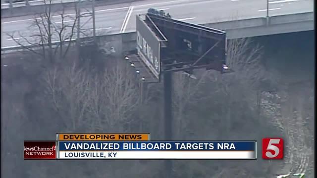 -Kill The NRA- Billboard Spotted In Kentucky