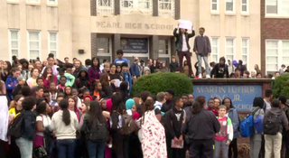 Nashville Students Hold Gun Violence Protest