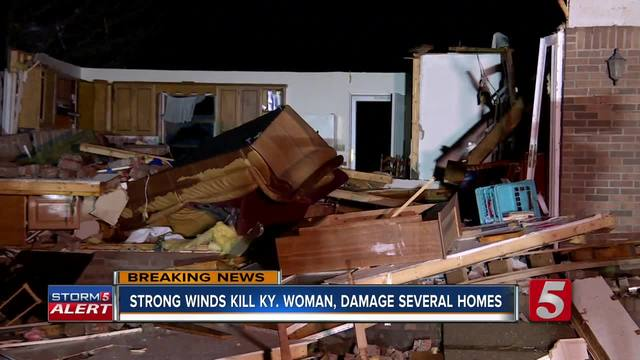 Woman Killed During Storm In Logan County- Kentucky