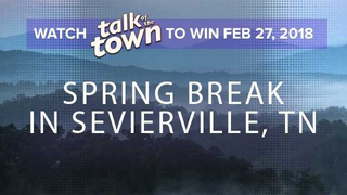 Spring Break In Sevierville, TN Prize Package