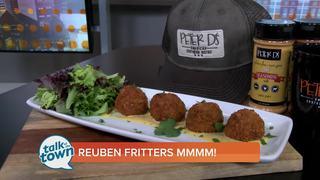 Peter D's Reuben Fritters