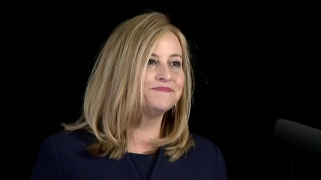 Nashville mayor Megan Barry resigns after pleading guilty to theft