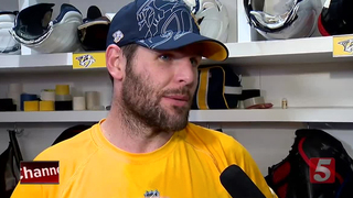 Preds Get Franchise-Record 9th Straight Win