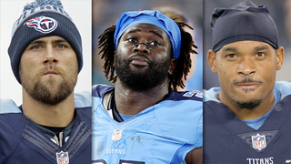 3 More Players Released From Titans