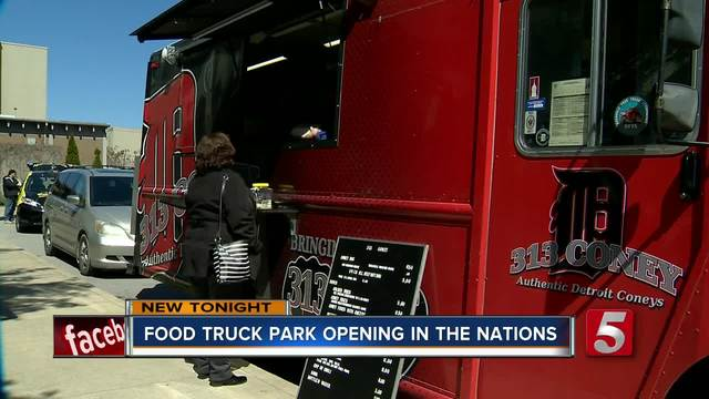 Where Can Food Trucks Park In Dc