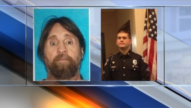 Suspect in slaying of Kentucky police officer still on the run