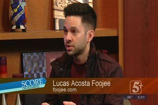 Score on Business: Lucus Acosta, Foojee