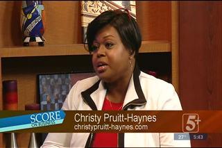 Score on Business: Christy Pruitt-Haynes