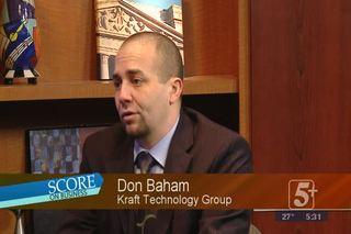 Score on Business: Don Baham, Kraft...