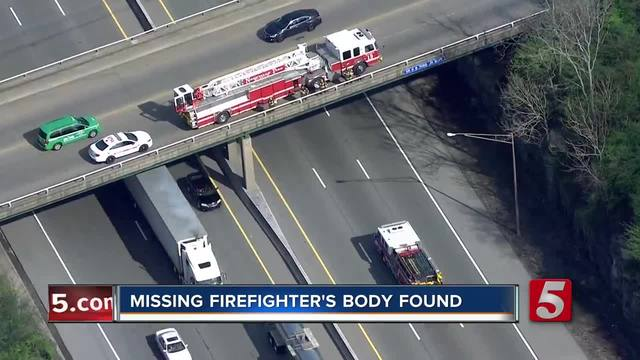 Body Of Missing Nashville Firefighter Found