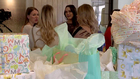 Predators Host Baby Shower For Military Women