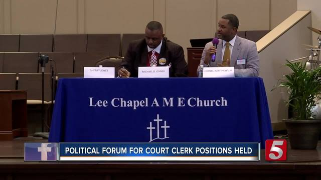 Forum For Juvenile- Criminal Court Clerk Held